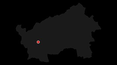 Karte / Valsugana&Lagorai - 251 Pozze Runde