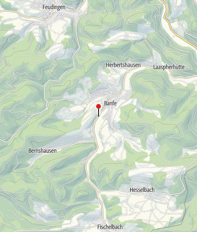 Karte / Heimatmuseum Banfetal und Ostdeutsche Heimatstube