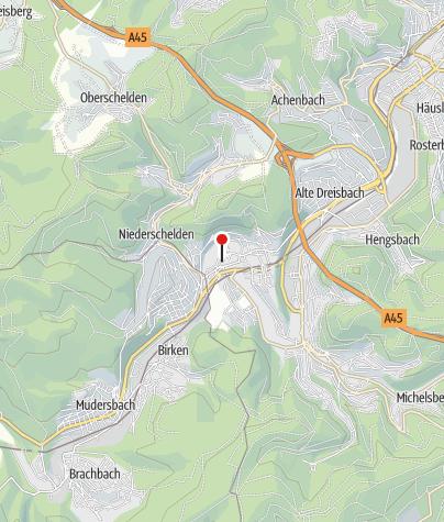 Karte / Heimatmuseum Niederschelden