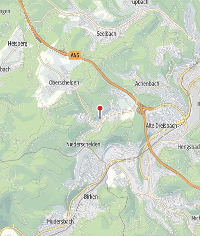 Karte / Heimatstube Gosenbach