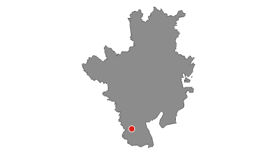 Karte / Deutsche Alpenstraße im Chiemsee-Alpenland: Vom Inntal bis Bernau am Chiemsee