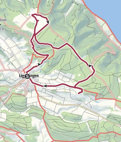 Karte / Bodanrück-Runde