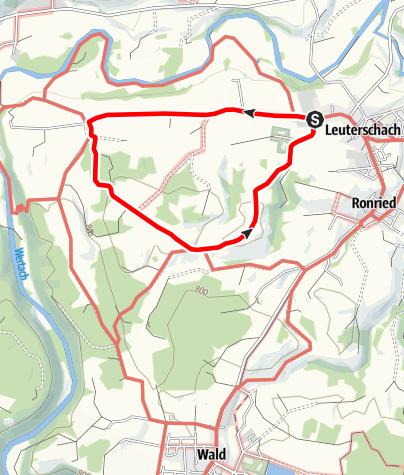 Karte / Beerbergrunde L3