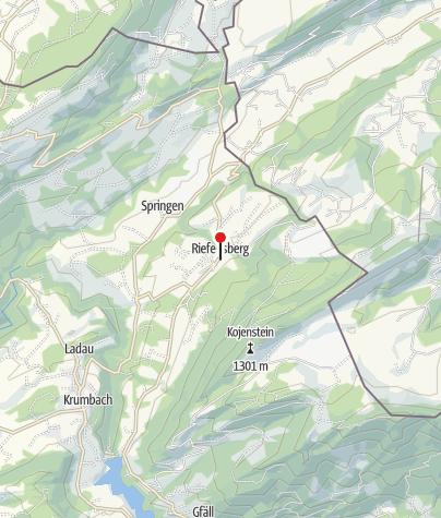 Karte / Riefensberg, Katholische Pfarrkirche Heiliger Leonhard