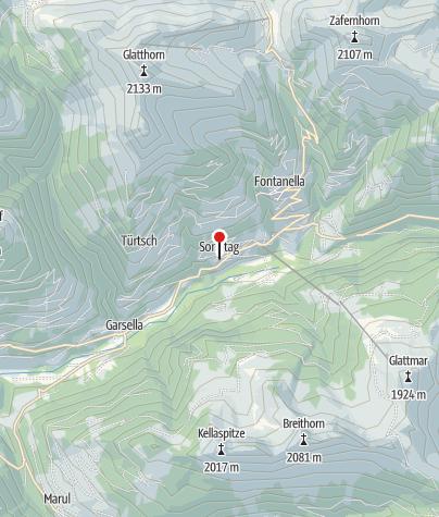 Karte / Sonntag, Katholische Pfarrkirche Heiliger Oswald und Heiliger Dominikus