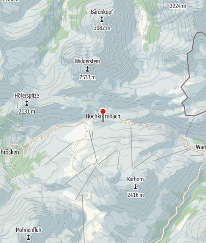 Karte / Warth, Katholische Pfarrkirche Heiliger Jakobus