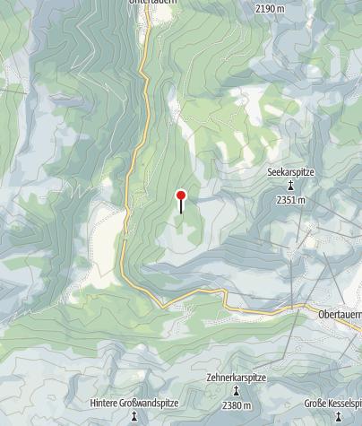 Mapa / Bärwurzkaralm (1699 m)