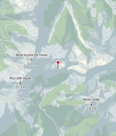 Karte / Rifugio Marco Balicco