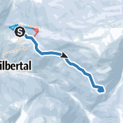 Karte / Nr. 26: Panoramaloipe Kristberg (klassisch)