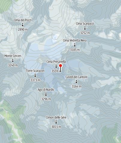 Karte / Bivacco Brigata Orobica