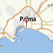 מפה / Palau Reial de L'Almudaina