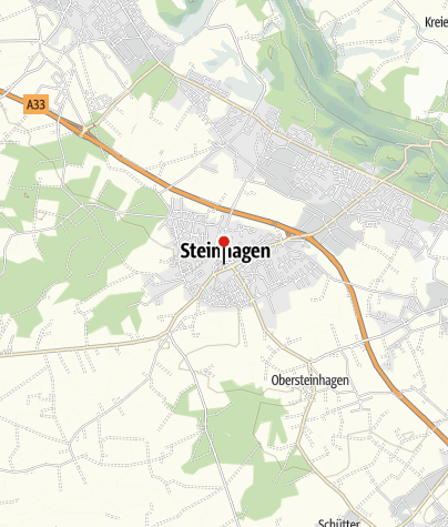 Map / Historisches Museum Steinhagen - Auf den Spuren einer Schnapsidee