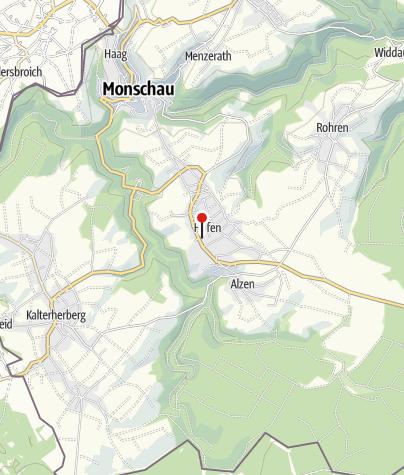 Karte / Basaltstatue Erzengel Michael