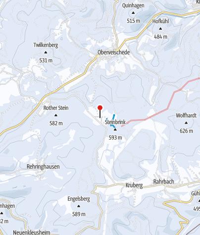 Karte / Skigebiet Olpe-Fahlenscheid