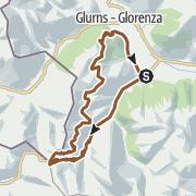 地图 / Trail-Erlebnis pur auf dem Goldseeweg am Stilfser Joch