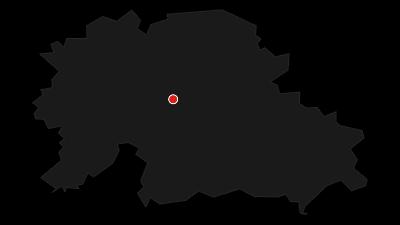 Kaart / Wege zum Brocken - Teufelsstieg