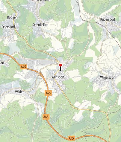 Karte / Touristinformation Wilnsdorf