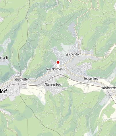 Karte / Touristinformation Neunkirchen