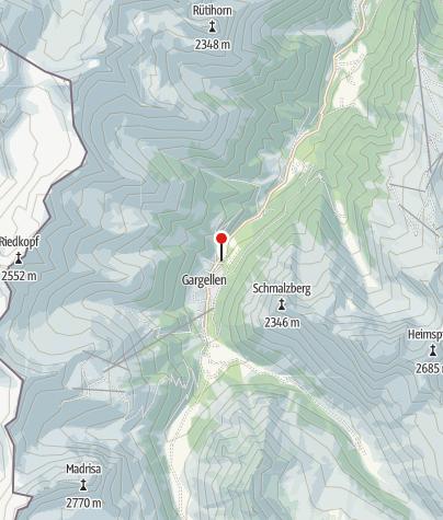 Karte / Haus Gariella