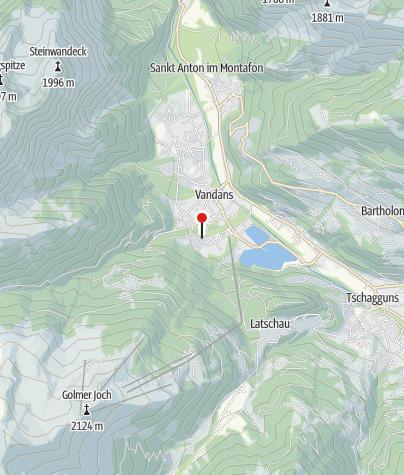 Karte / Haus Sorgenfrei