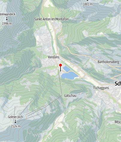 Karte / Landhaus Valfontana