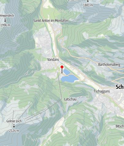 Karte / Gästehaus Schoder