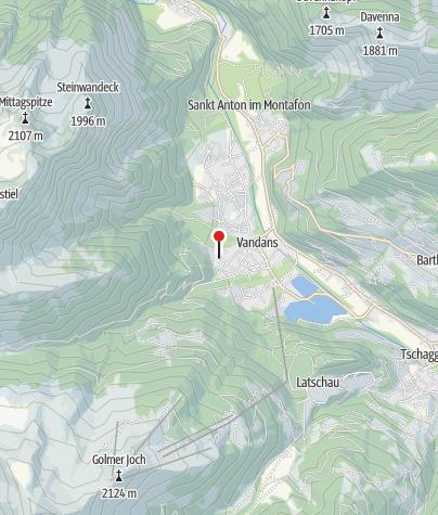 Karte / Gästehaus Wachter