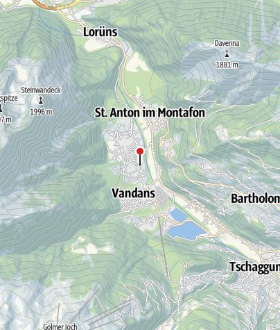 Karte / Ferienwohnung Amann