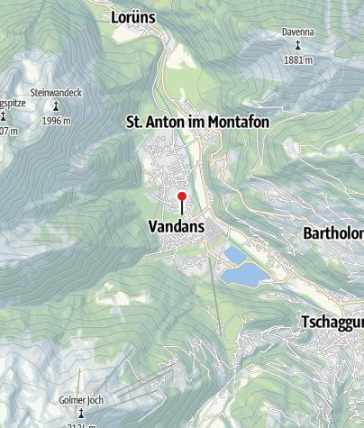 Karte / Ferienhaus Angelika