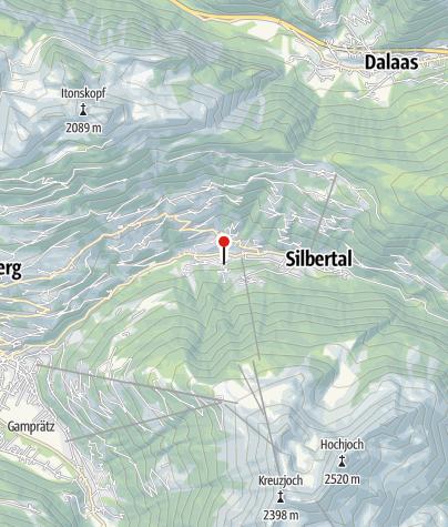 Karte / Erhard Dagmar