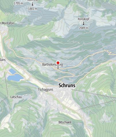 Karte / Haus Panoramablick