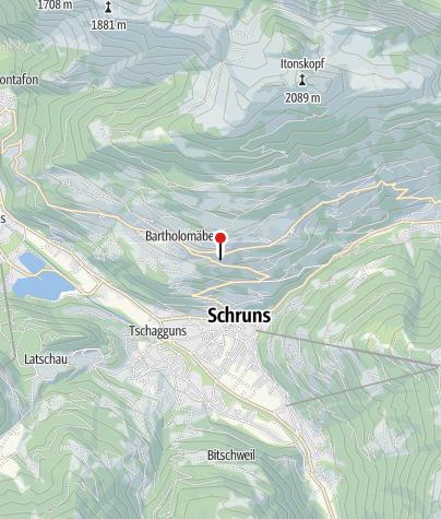 Karte / Haus Loretz