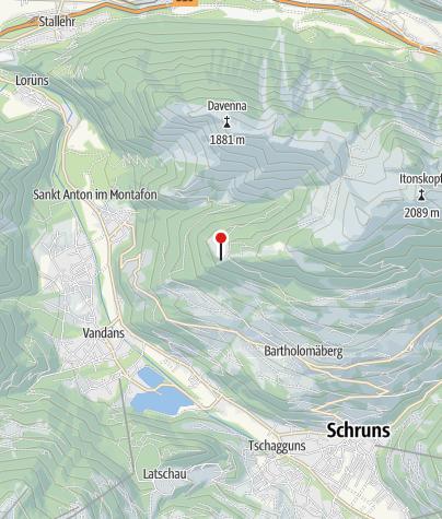 Karte / Tschofen Günter