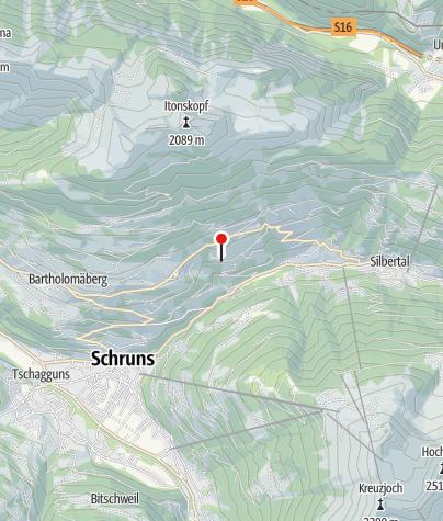 Karte / Haus Schroffen