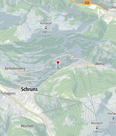 Karte / Haus Silberberg