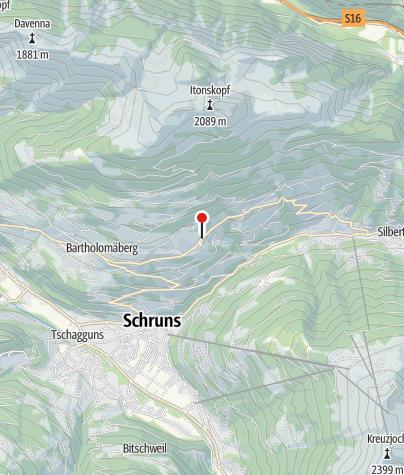 Karte / Gästehaus Filters