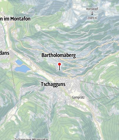 Karte / Haus Grüner Wald