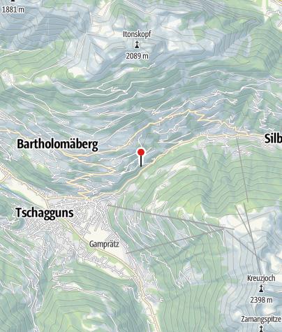 Karte / Gästehaus Tavun