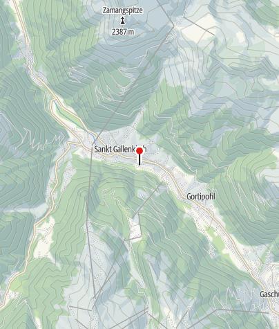 Karte / Carbonare Helene