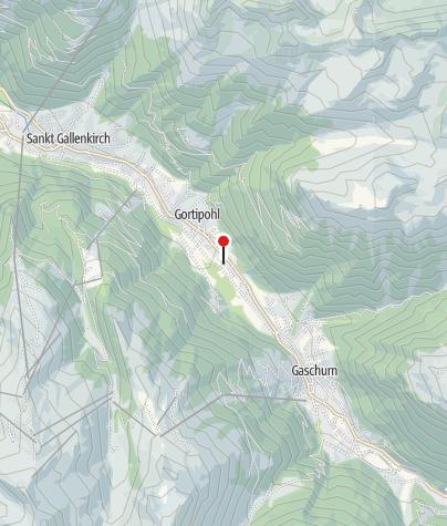 Karte / Landhaus Rudigier
