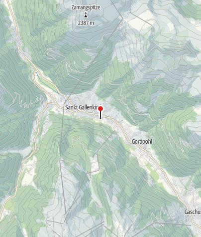 Karte / Landhaus Lapart