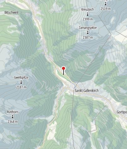 Karte / Waldcamping Batmund