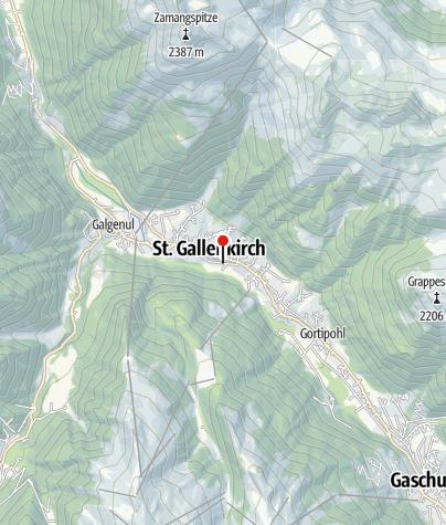 Karte / Utas Ferienhof