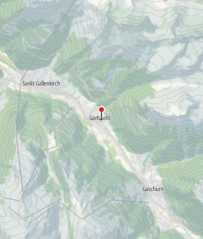 Karte / Haus Obere Allmein