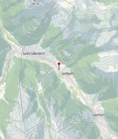 Karte / Haus Silberwang