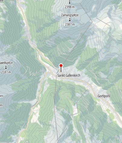 Karte / Landhaus Bargals