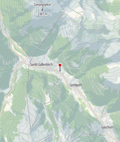 Karte / Ferienhaus Lerch