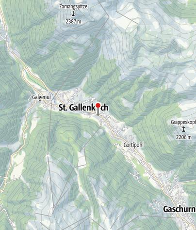 Karte / Alpenhaus Netzer