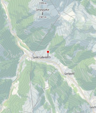 Karte / Haus Tschofen