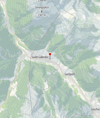 Karte / Zugg, Ottilie